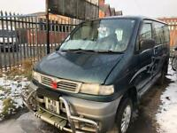Breaking Mazda bongo most part available