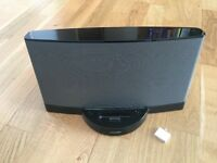 Bose SoundDock Series II speaker - as new with Apple Lightning adaptor, original cable, remote & box