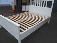 IKEA DOUBLE BED FRAME at Haven Trust's charity shop