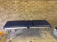 Physio/massage bed