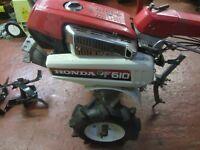 Honda Rotavator