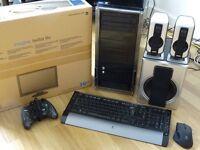Desktop Tower PC Bundle