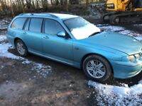 Rover 75 tourer cdti club bmw engine
