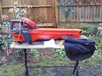 Flymo Gardenvac - leaf blower/hoover