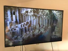 Lg 43inch tv 4k like new for sale