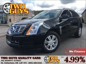 2013 Cadillac SRX Luxury Collection AWD LEATHER NAVIGATION