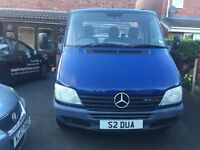 **BARGAIN**MERCEDES RECOVERY TRUCK**MINT CONDITION**READY FOR WORK**