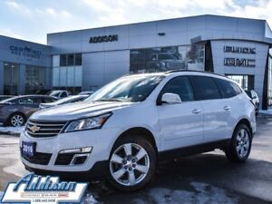 2016 Chevrolet Traverse LT True North Edition