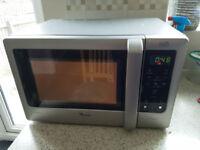 Microwave WHIRLPOOL