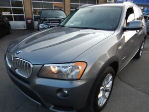 2013 BMW X3 xDrive28i*AWD*TOIT PANO*BLUETOOTH