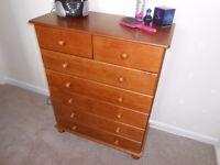 Bedroom Furniture (Four units)