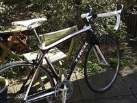 Trek Madone 4.7 carbon road bike - medium 54cm - sold for over £2,000 new
