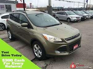 2014 Ford Escape SE * HEATED POWER SEATS * CLEAN CARPROOF
