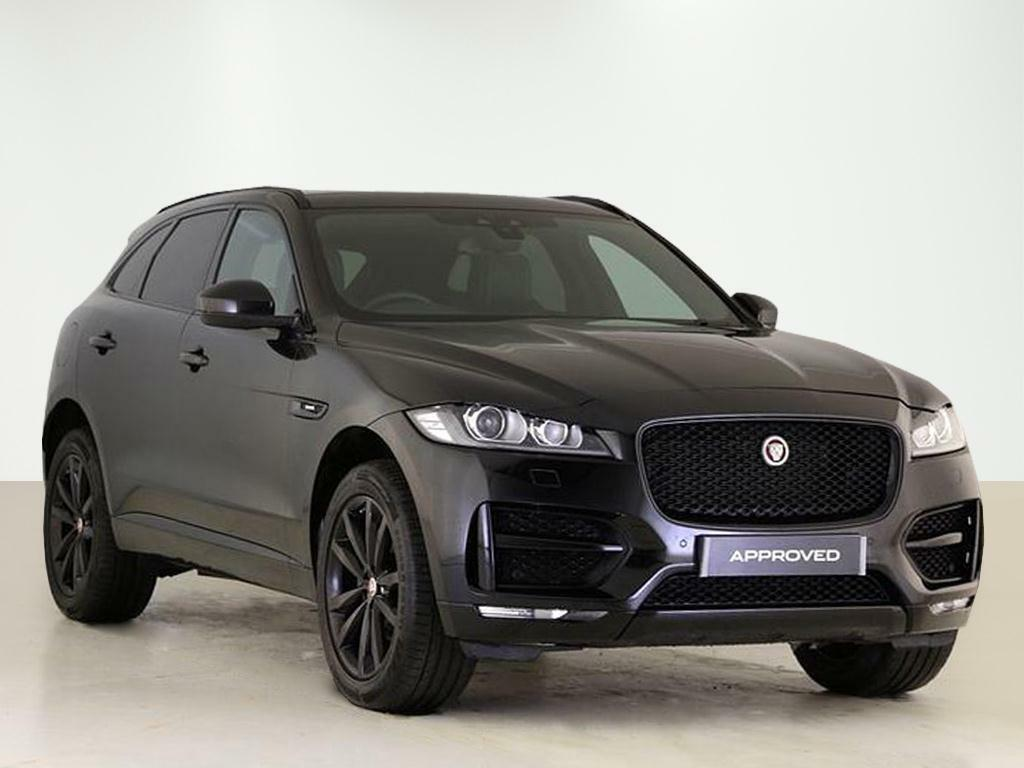 jaguar f pace r sport awd black 2016 04 22 in west end glasgow gumtree. Black Bedroom Furniture Sets. Home Design Ideas