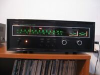 Sansui Solid State Stereophonic Tuner TU-999