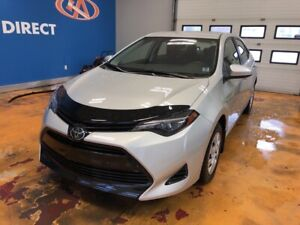 2018 Toyota Corolla LE POWER GROUP/ BLUETOOTH/ BACK-UP CAM