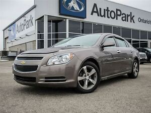 2012 Chevrolet Malibu LT| Keyless Entry| Bluetooth