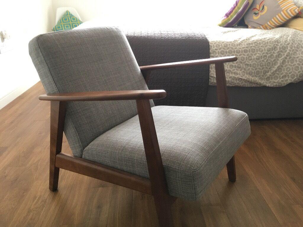 Ikea Eken 196 Set Armchair Classic Scandinavian Design