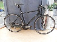 ADULTS VERY GOOD QUALITY PINNACLE BOREALIS 1.0 HYBRID MOUNTAIN BIKE ONLY USED A FEW TIMES
