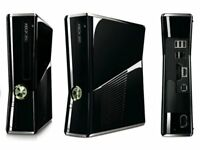 XBOX 360 - 250GB (Black) - Excellent Condition [With 12 Games]