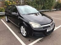 55 REG VAUXHALL ASTRA 1.8 AUTO ONLY 90K MILE BLACK DRIVES SUPERB NOT GOLF FOCUS ZAFIRA MONDEO VECTRA
