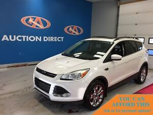 2014 Ford Escape SE, LEATHER PANO ROOF, BACK UP CAM, HEATED SEAT
