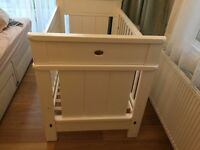 Boori Country Collection Baby cot bed- better than mothercare or John lewis