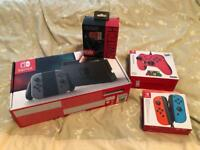 *NEW* Nintendo switch bundle.