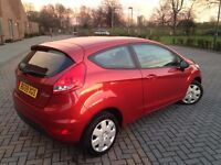 FORD FIESTA 2009. IMMACULATE CONDITION. LONG MOT . 42 K MILES. SUPERB DRIVE . ANY INSPECTION WELCOME