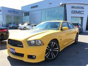 2012 Dodge Charger SRT8 Super Bee Only 36, 672 km's!