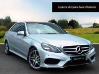 Mercedes-Benz E Class E350 BLUETEC AMG LINE PREMIUM (silver) 2015-03-06