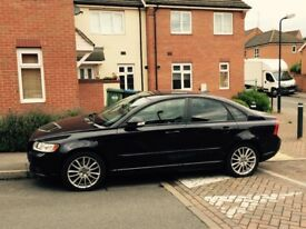 Volvo S40, diesel, MOT due May 2018, Automatic gear, leather saloon
