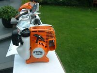 Stihl FS 55 Brushcutter Strimmer Light Weight Professional, 100% New ! + free