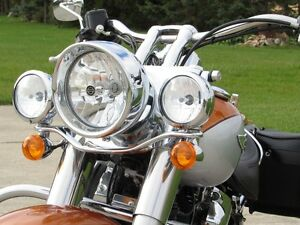 2014 harley-davidson FLSTN Softail Deluxe  103  2,900 KM and ONL London Ontario image 6