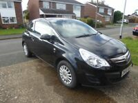 Vauxhall corsa 1.2 3dr 2013reg excellent condition
