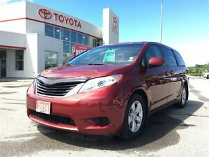 2014 Toyota Sienna LE|8Pass|1 Owner|SUPER CLEAN!