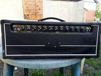 RARE Hayden HGT-A40 All Tube Guitar Amp Head 40watts