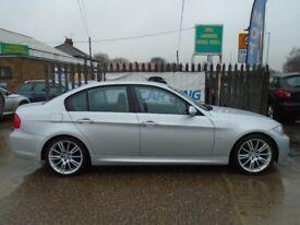 BMW 3 SERIES 2.0 318i M Sport 4dr Auto (silver) 2007