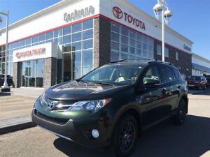 2013 Toyota RAV4 - ONE OWNER, ACCIDENT FREE!! -