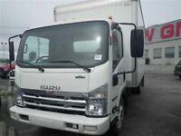 2012 Isuzu NRR Cube Van | Medium Duty