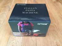 Amos italian pasta machine, new in box