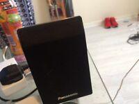 Panasonic dvd theatre surround system 5.1