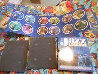 Jazz 12 CD Jazz Collectors Edition.