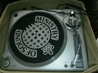 Ministry of Sound Record player