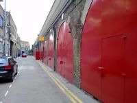 Business Units to Let 2 minutes from Haggerston Station
