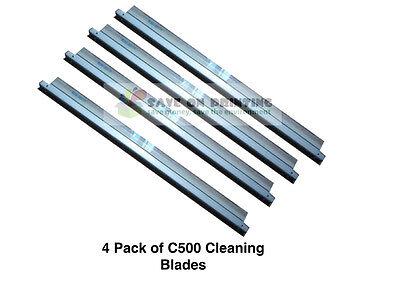 4 Pack Konica Minolta Bizhub Pro C500 C5500 C5501 C6500 C6500 Drum Blade 960-897