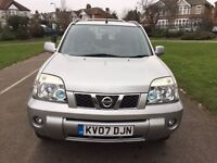 2007 Nissan X-Trail 2.2 dCi Columbia 5dr Full Service History HPI Clear 1F Keeper @07445775115@