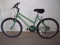 """Raleigh Zest 18.5"""" Mountain Bike"""