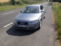 Audi A4 se 2.0 tdi, mot until July 2017, 93400 miles, fsh, very good condition for year
