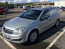 2007 VAUXHALL ASTRA 1.3 CDTI VAN / NEW MOT / PX WELCOME / NO VAT / FINANCE AVAILABLE / WE DELIVER